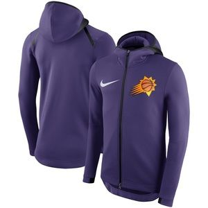 Phoenix Suns Therma Flex Zip-up Performance Hoodie